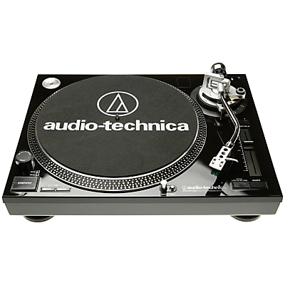 Image of Audio-Technica AT-LP120 USB Turntable