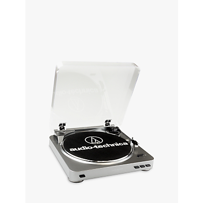 Image of Audio-Technica AT-LP60 USB Turntable