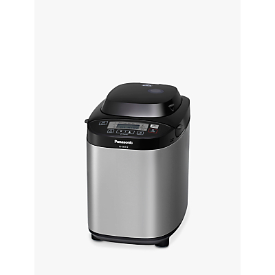 Panasonic SD-ZB2512KXC Bread Maker, Stainless Steel