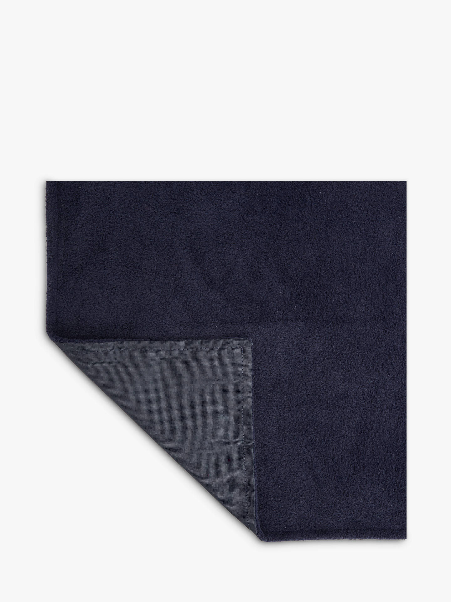 Buy John Lewis & Partners Large Picnic Rug, Green and Navy Online at johnlewis.com