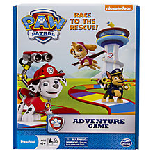 Buy Paw Patrol Adventure Game Online at johnlewis.com
