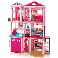 Buy Barbie Dreamhouse Online at johnlewis.com