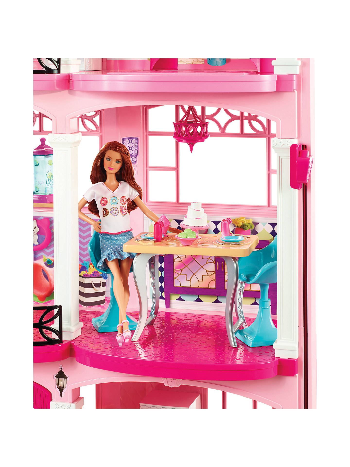 BuyBarbie Dreamhouse Online at johnlewis.com