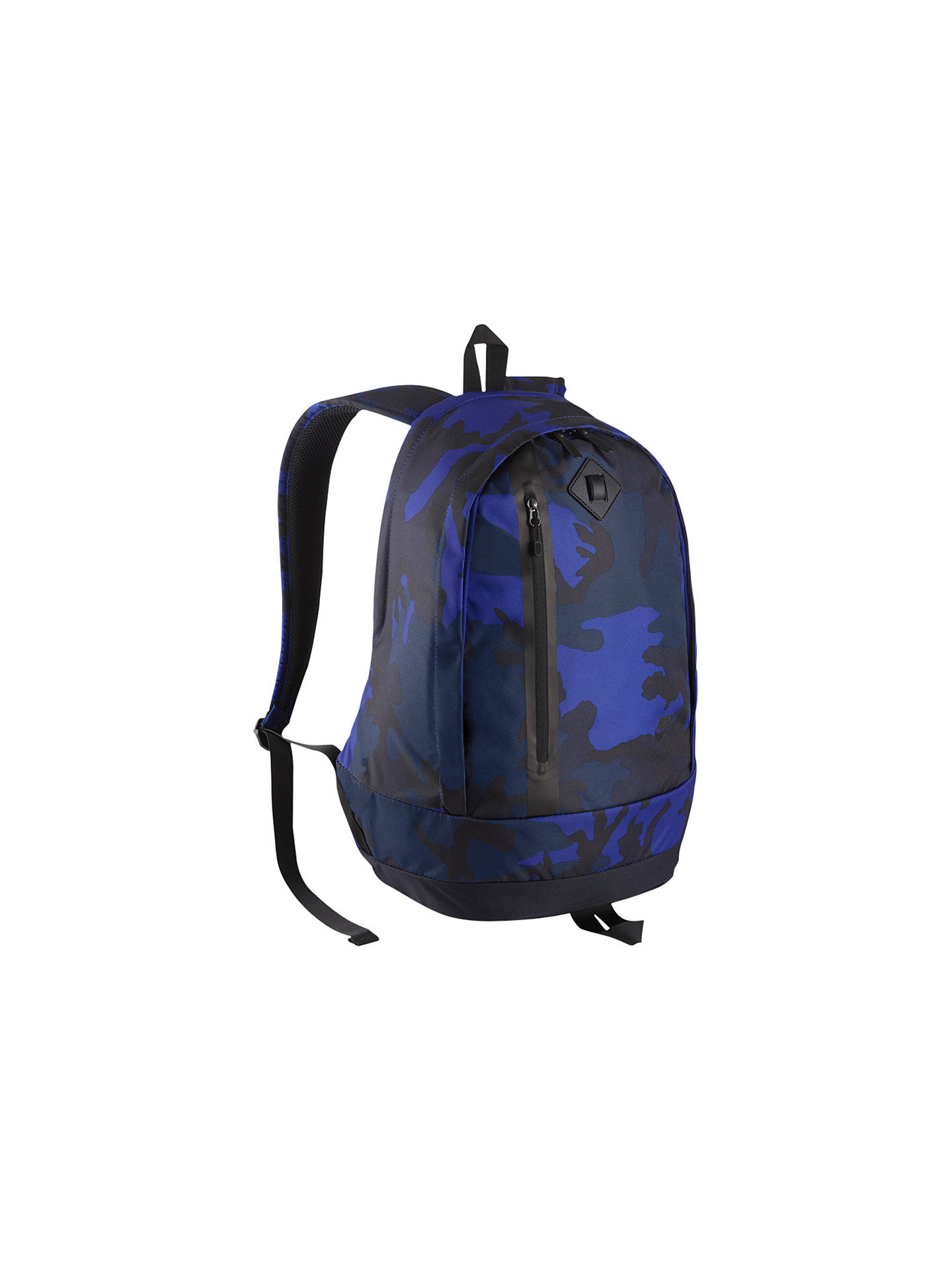 b71189b6caa8c Buy Nike Cheyenne 2015 Backpack, Blue Camo Online at johnlewis.com ...