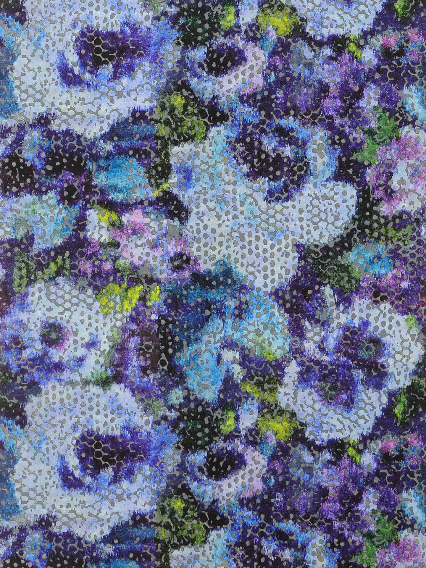 Designers Guild Mattiazzo Wallpaper Cobalt Pdg64202