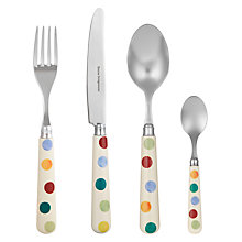 Buy Emma Bridgewater Polka Dot Cutlery Online at johnlewis.com