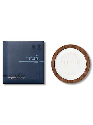 Floris No.89 The Gentleman Shaving Soap, 100g