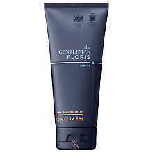 Buy Floris No.89 The Gentleman Shaving Cream, 100ml Online at johnlewis.com
