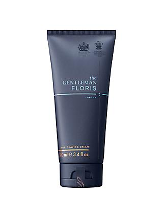 Floris No.89 The Gentleman Shaving Cream, 100ml