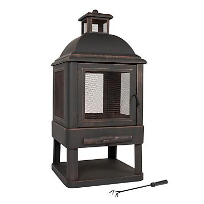 La Hacienda Oakland Premium Fireplace
