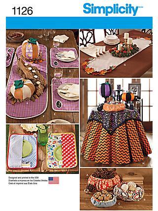 Sewing Patterns | Simplicity & Vogue Patterns | John Lewis