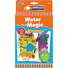Buy Galt Water Magic Dinosaurs Online at johnlewis.com