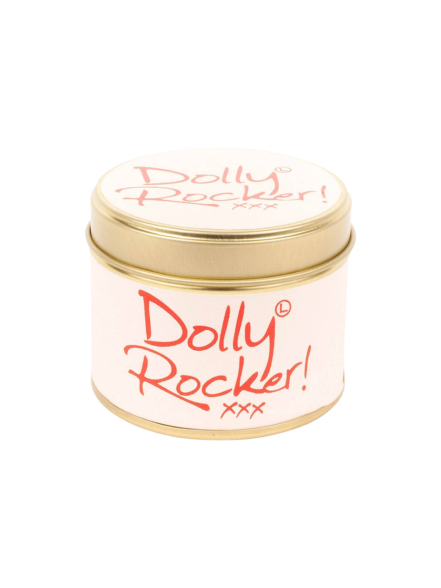 Buy Lily-Flame Dolly Rocker Scented Mini Candle Tin Online at johnlewis.com