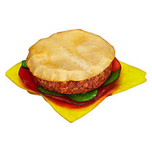 Buy Reg & Ruby Rawhide Burger Dog Treat Online at johnlewis.com