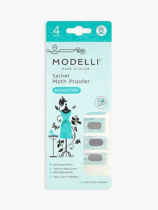 Acana Modelli Bouquet Vert Moth Proofer Sachet, Pack of 4