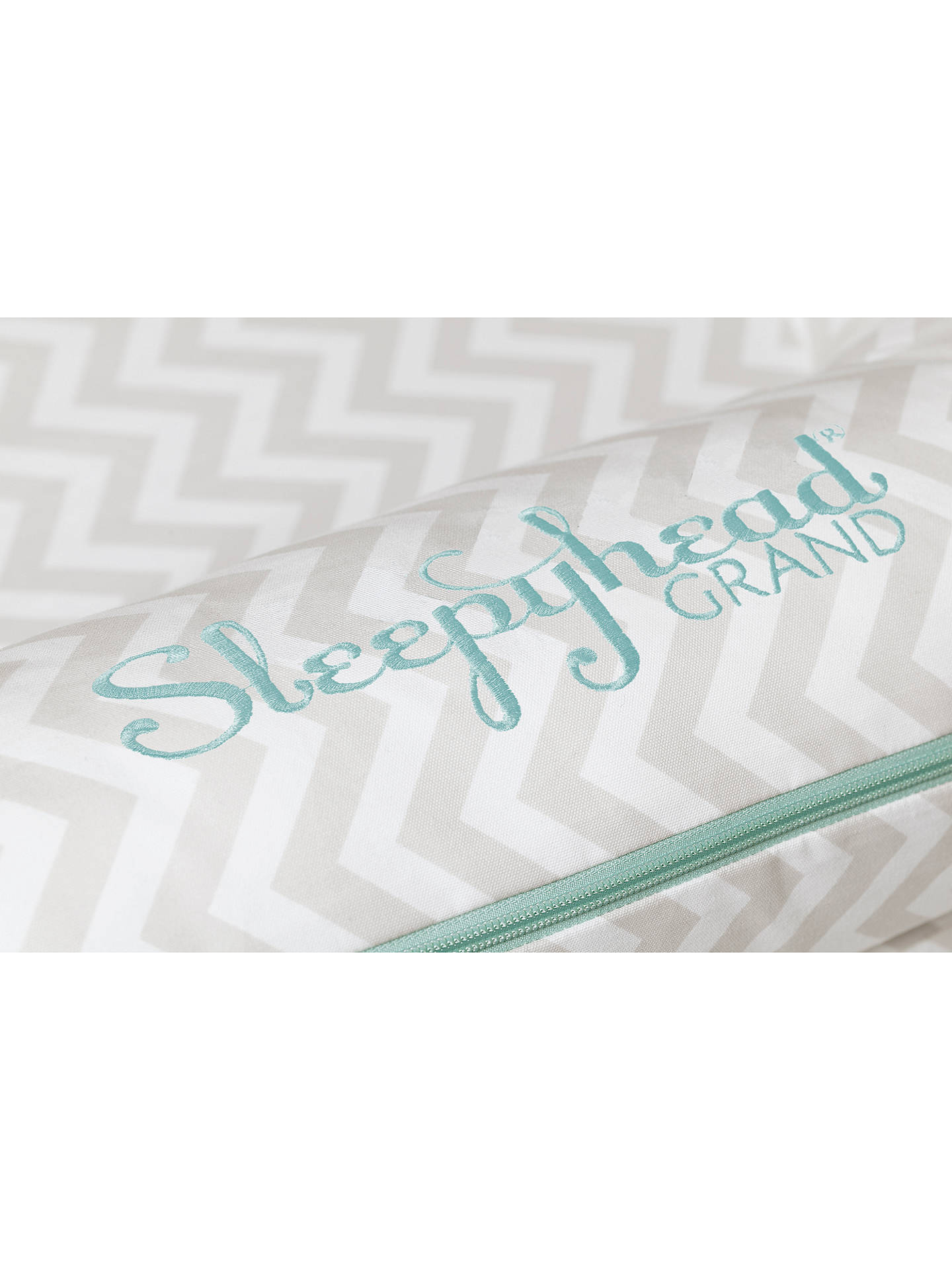 Buy Sleepyhead Grand Chevron Baby Pod, 9-36 months Online at johnlewis.com