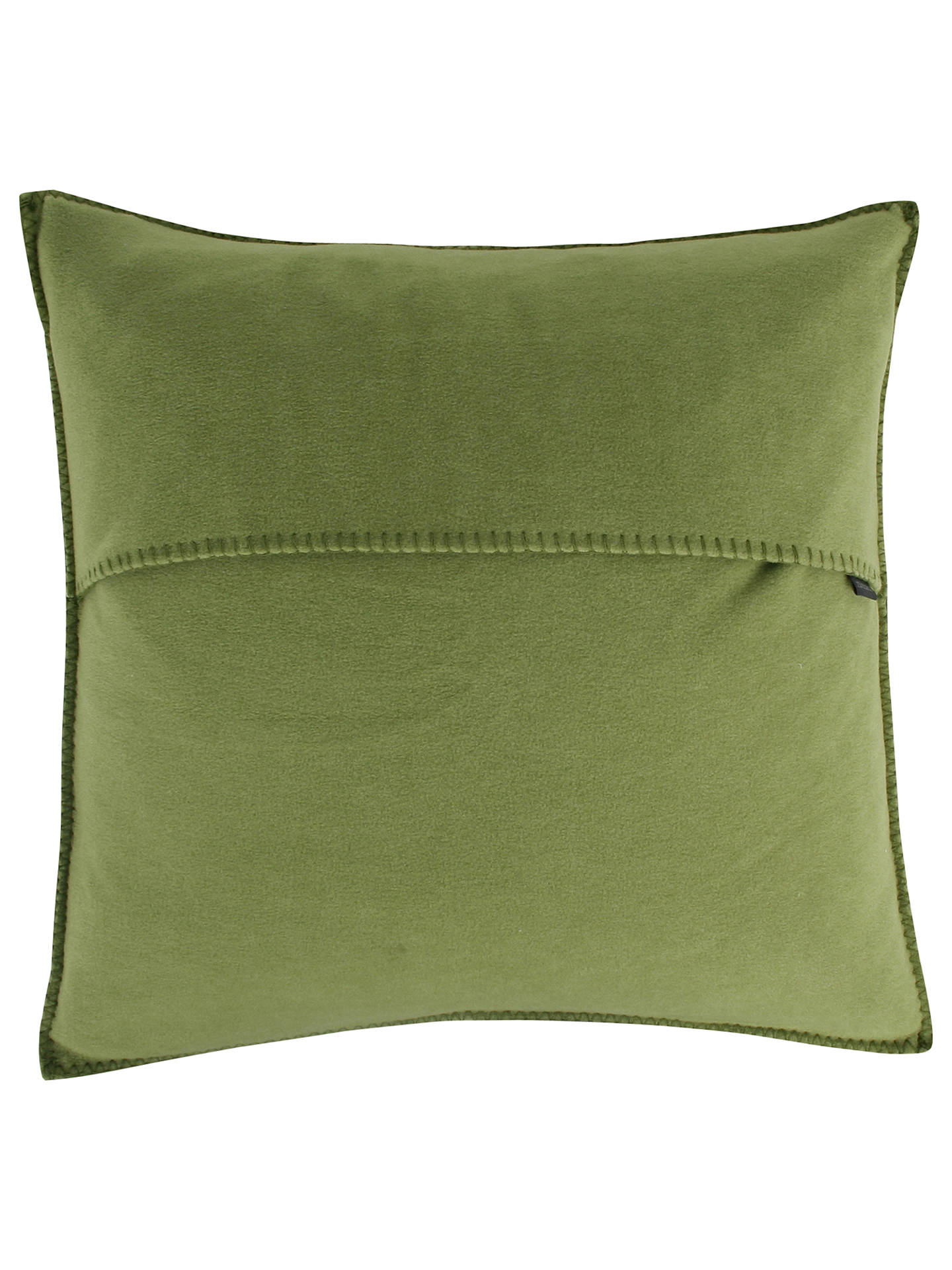 Astounding Zoeppritz Dekoration Von Buyzoeppritz Fleece Stitch Cushion Cover, Green Neutural