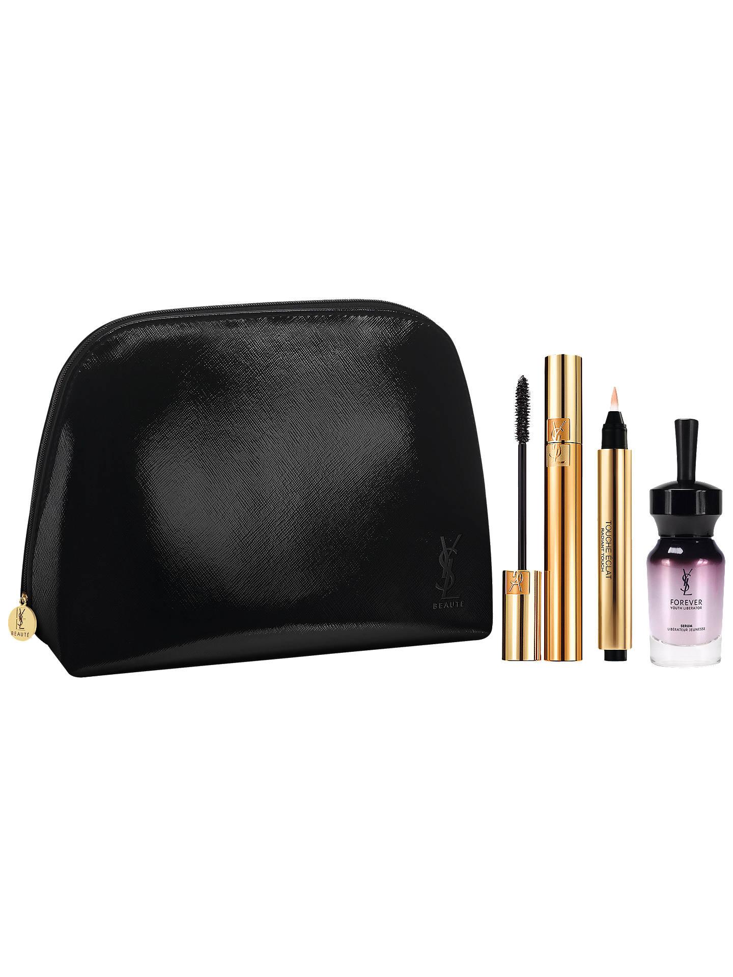 4056b1c9af84 Yves Saint Laurent Touche Éclat and Mascara Makeup Gift Set at John ...