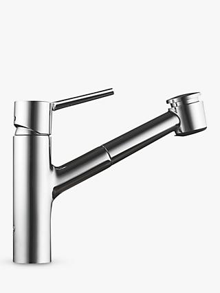 KWC Luna Single Lever Pull-Out Spray Kitchen Tap