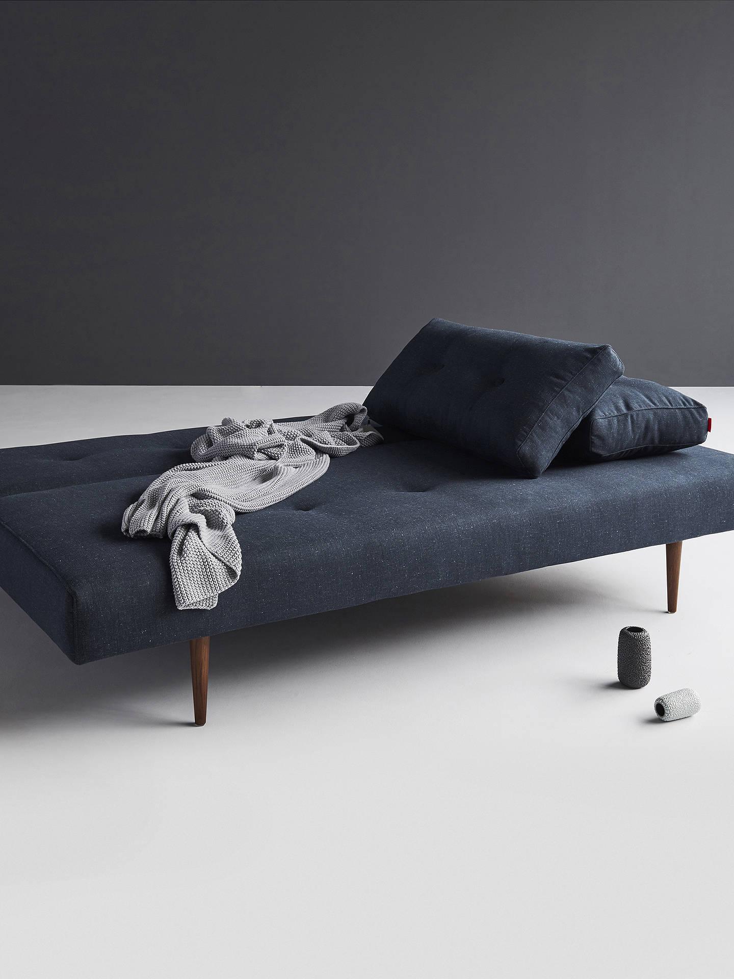 Innovation Recast Sofa Bed With Pocket Sprung Mattress Dark Leg