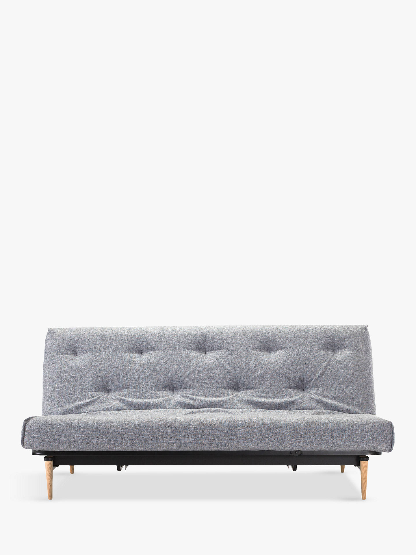 Outstanding Innovation Living Colpus Sofa Bed With Pocket Sprung Mattress Light Leg Twist Granite Twist Granite Ocoug Best Dining Table And Chair Ideas Images Ocougorg