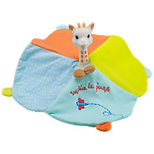 Buy Sophie la Girafe Baby Teether and Comforter Online at johnlewis.com