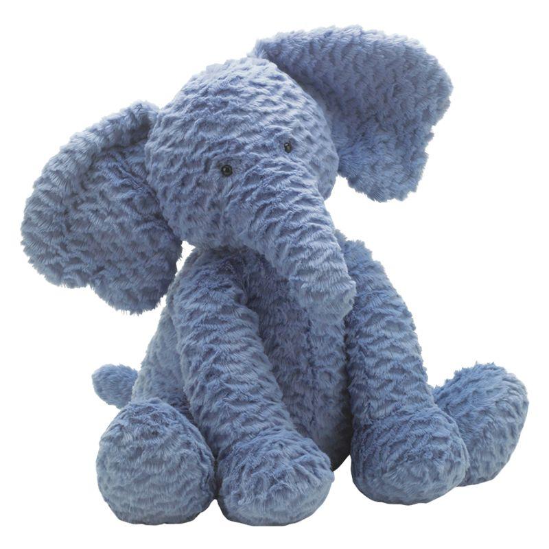 Jellycat Jellycat Fuddlewuddle Elephant Soft Toy, Huge