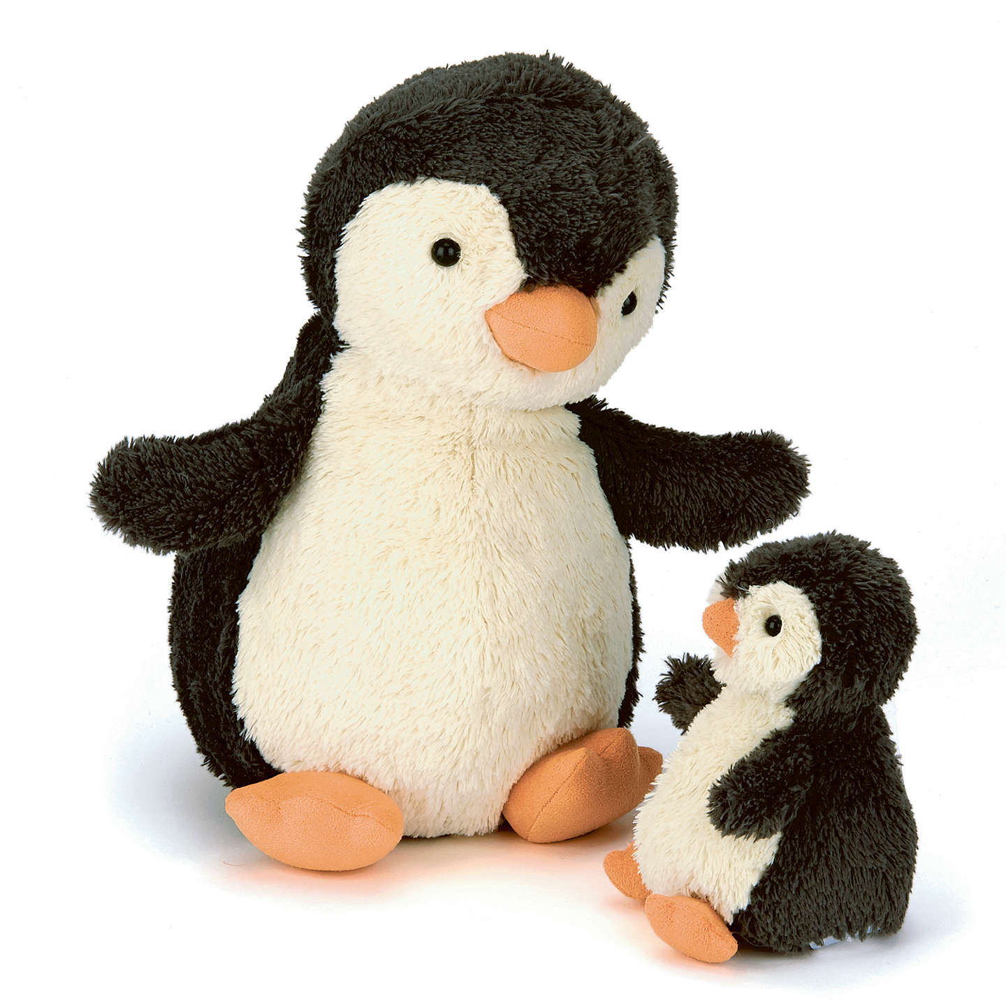 With Toys Penguin Tots : Jellycat peanut penguin christmas soft toy at john lewis