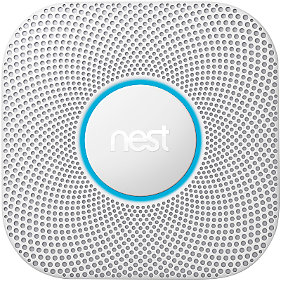 Image of Nest Protect Smoke + Carbon Monoxide Alarm, Battery