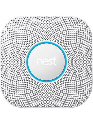 Google Nest Protect Smoke + Carbon Monoxide Alarm, Battery