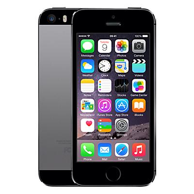 Apple iPhone 5s, iOS, 4, 4G LTE, SIM Free, 16GB