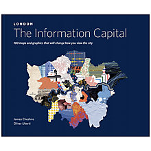 Buy London The Information Capital Book Online at johnlewis.com