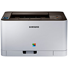 Buy Samsung Xpress C430W Colour Laser Printer with NFC Online at johnlewis.com