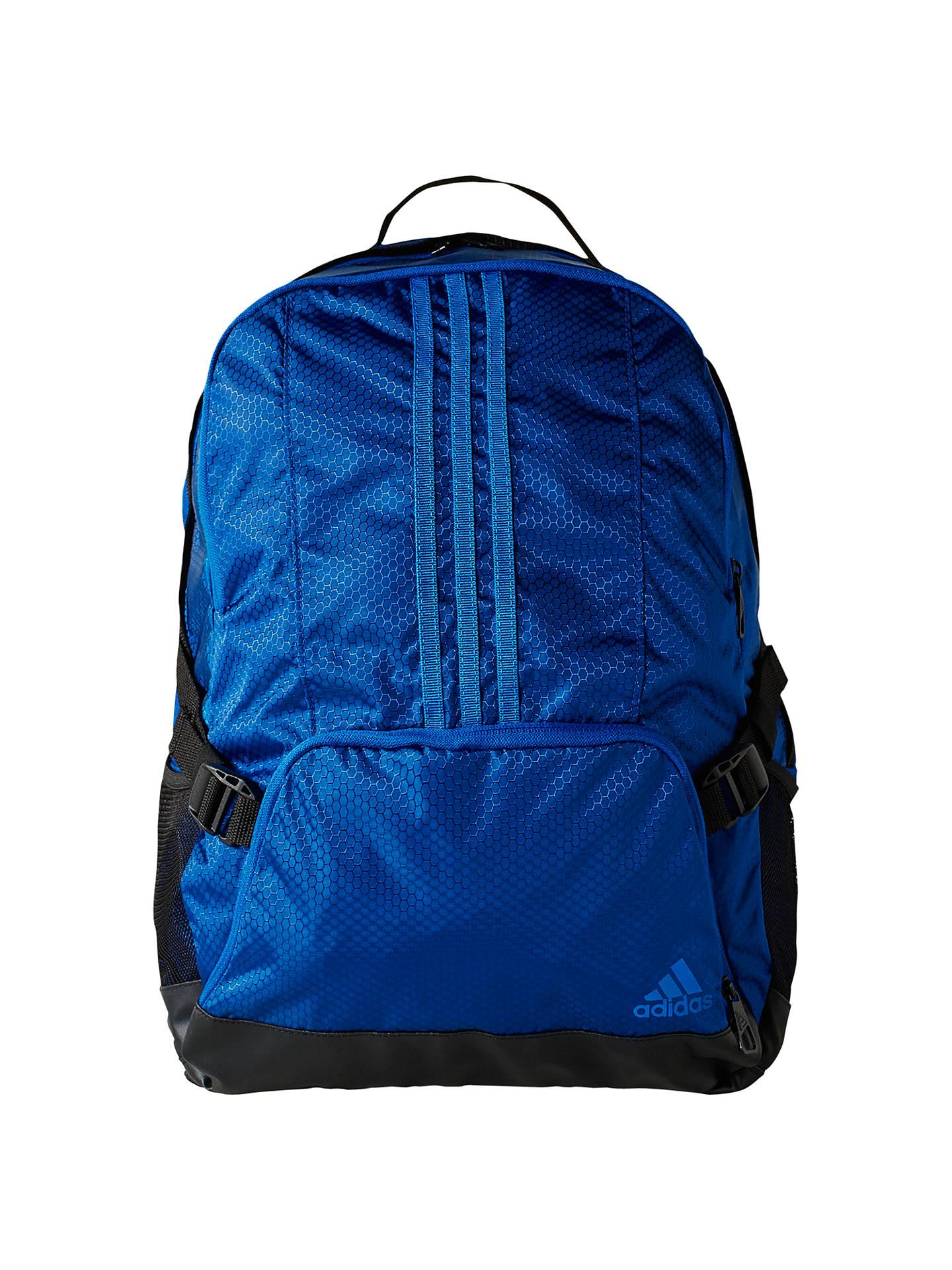 Adidas 3 Stripes Performance Sports Backpack at John Lewis   Partners 13cda6cd48cd5
