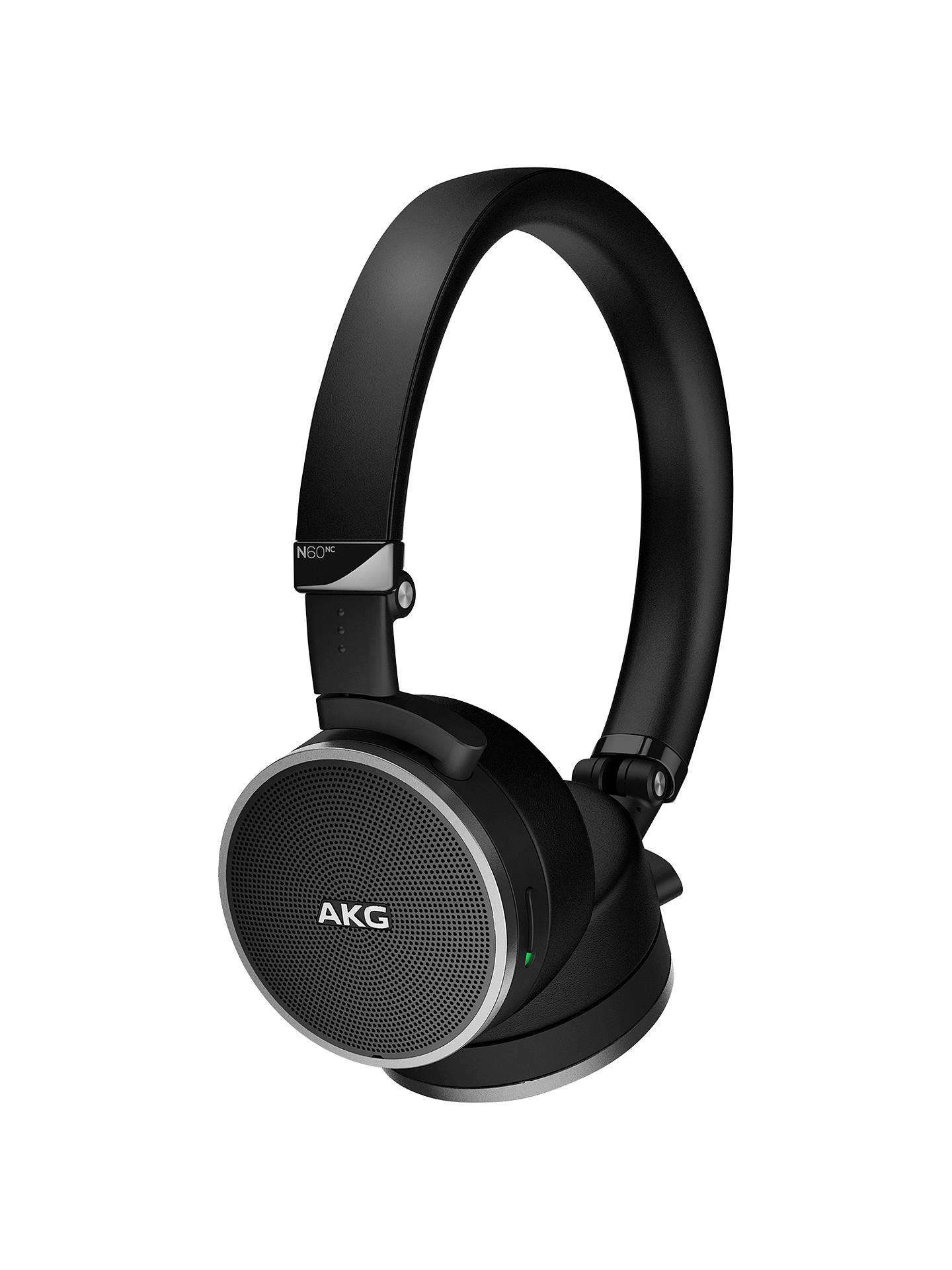 1e49c016e97 Buy AKG N60 NC Noise Cancelling On-Ear Headphones with In-line Remote/ ...
