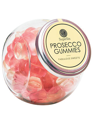 Buy Sugarsin Prosecco Gummies, 250g Online at johnlewis.com