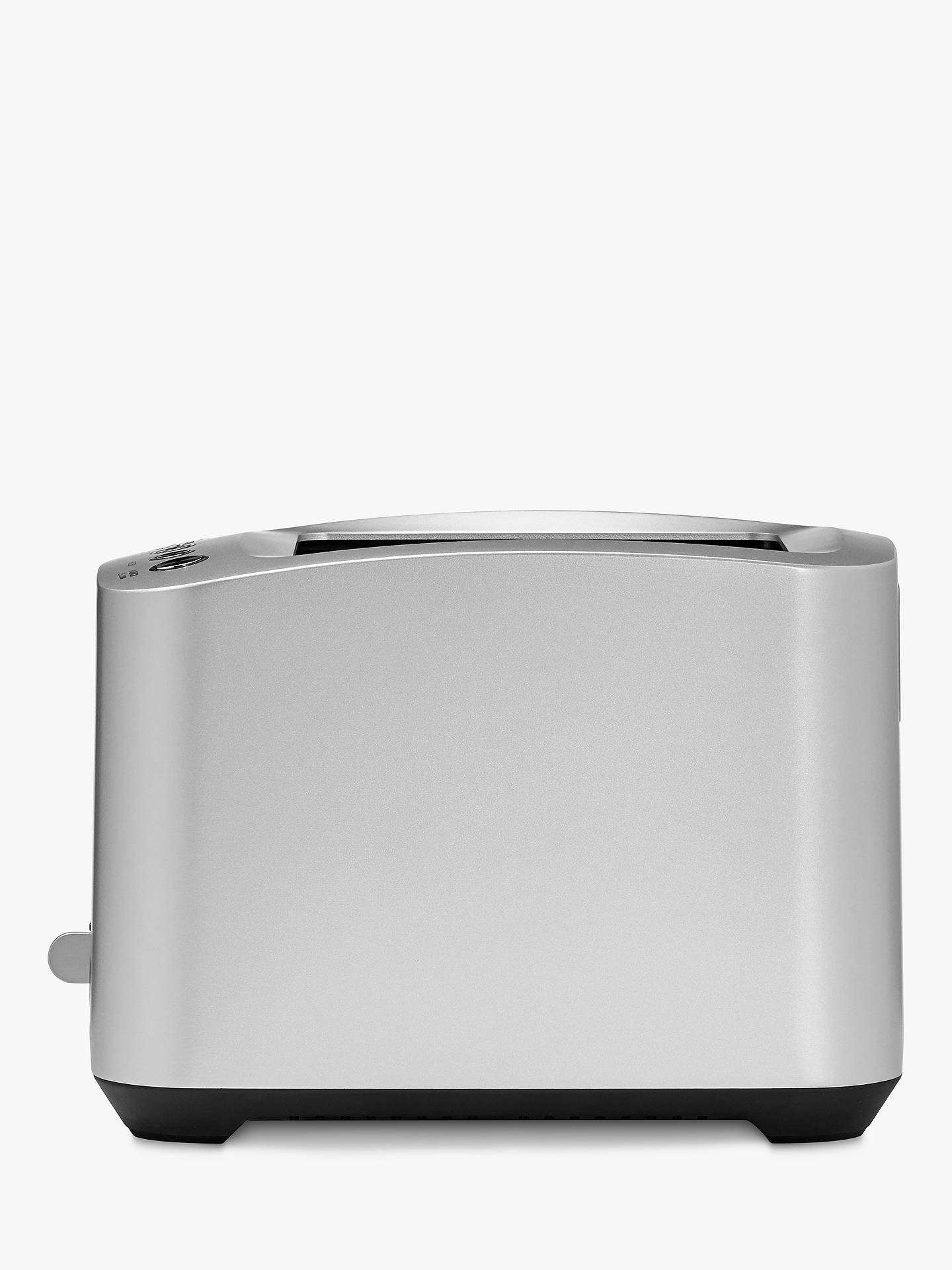 Buy Sage the Smart Toast™ 2 Slice Toaster, Stainless Steel Online at johnlewis.com