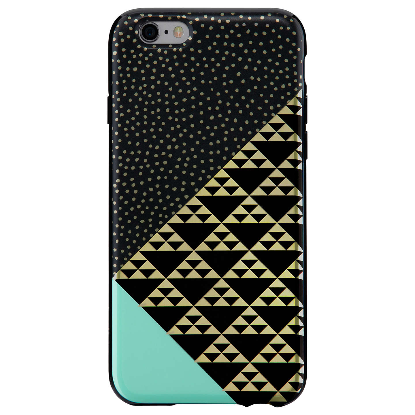 BuyBelkin Geo Dots Print Case for iPhone 6 Online at johnlewis.com