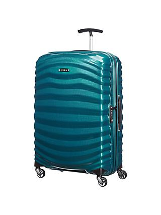 Samsonite Lite-Shock 4-Wheel 69cm Medium Suitcase