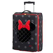 Buy Samsonite Disney Minnie Iconic 52cm Cabin Suitcase, Black Online at johnlewis.com