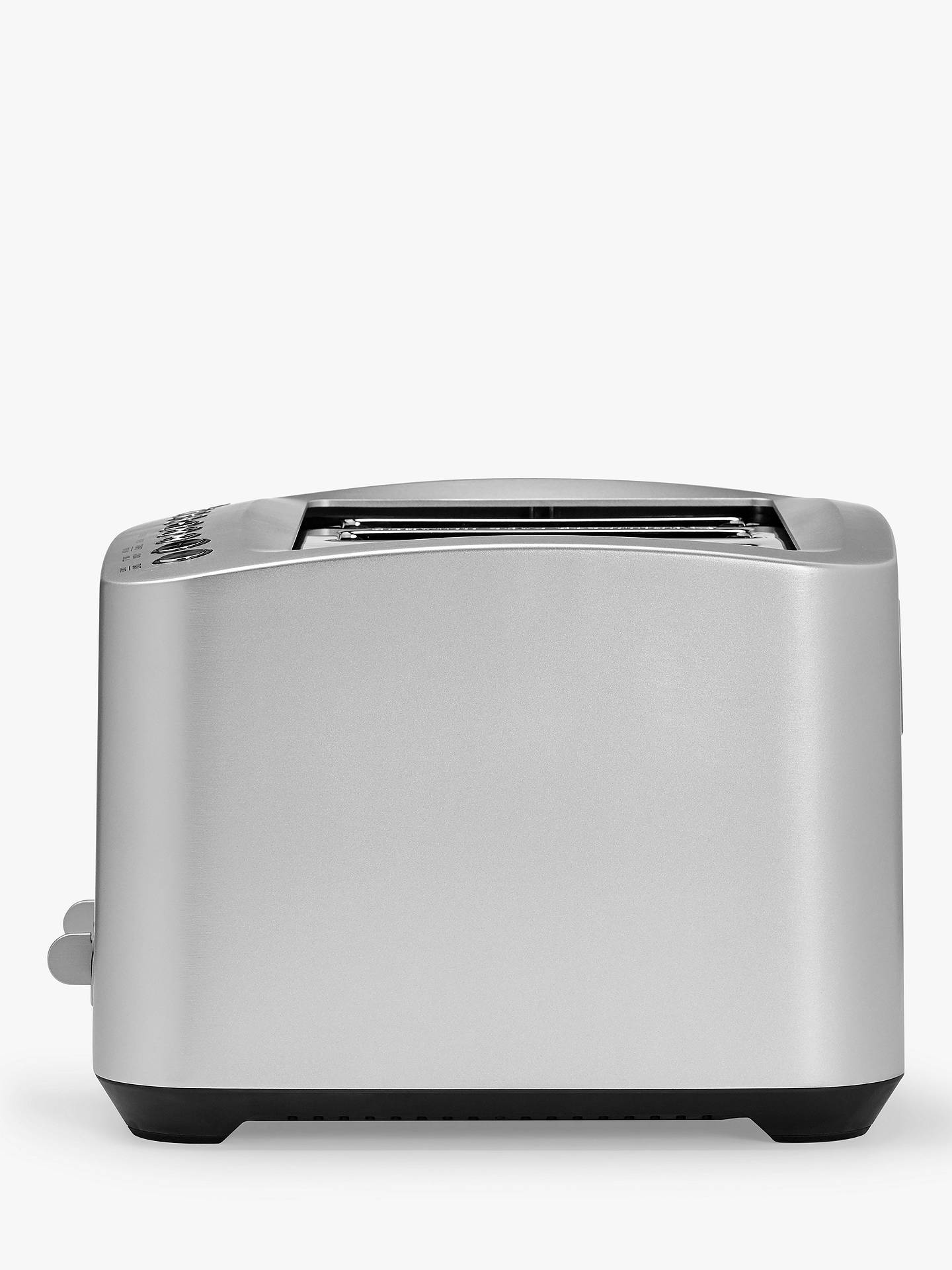 Buy Sage the Smart Toast™ 4 Slice Toaster, Stainless Steel Online at johnlewis.com