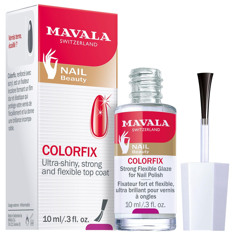 Mavala Mavala Colorfix Top Coat, 10ml
