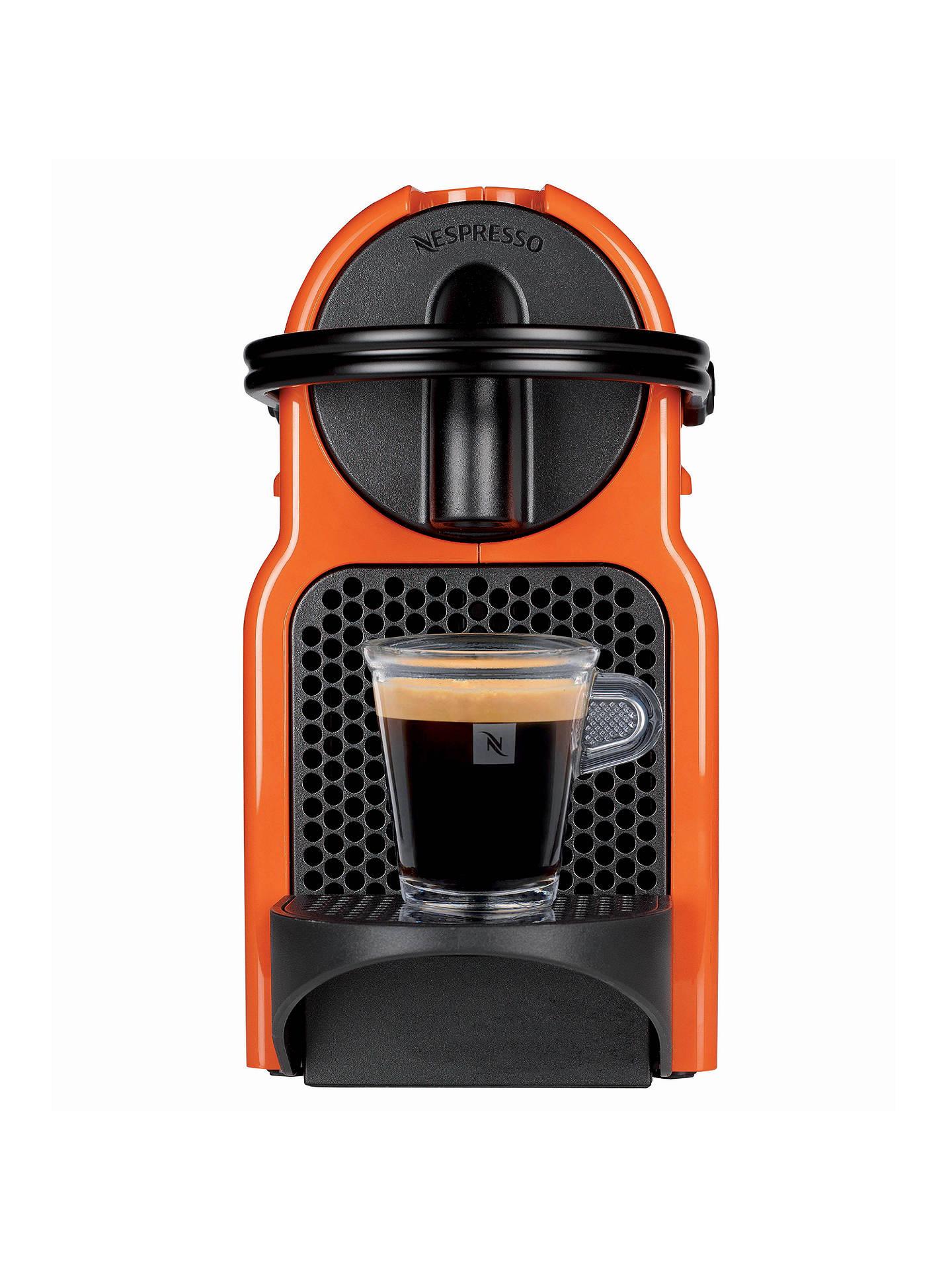 Nespresso Inissia Coffee Machine with Aeroccino by Magimix ...