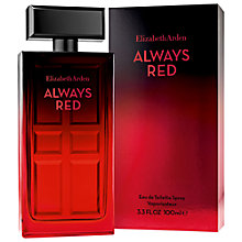 Buy Elizabeth Arden Always Red Eau de Toilette Online at johnlewis.com