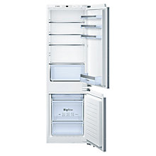 Buy Bosch KIN86VF30G Integrated Fridge Freezer, A++ Energy Rating, 54cm Wide Online at johnlewis.com