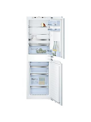Bosch KIN85AF30G Integrated Fridge Freezer A++ Energy Rating, 55cm Wide