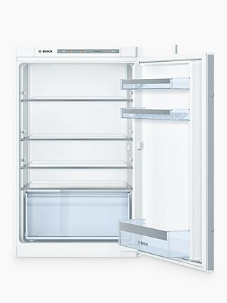 Bosch KIR21VS30G Integrated Larder Fridge, A++ Energy Rating, 54cm Wide