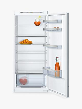 Neff KI1412S30G Integrated Larder Fridge, A++ Energy Rating, 56cm Wide