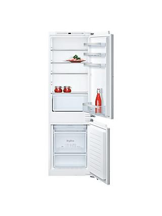 Neff KI7862F30G Integrated Fridge Freezer, A++ Energy Rating, 54cm Wide