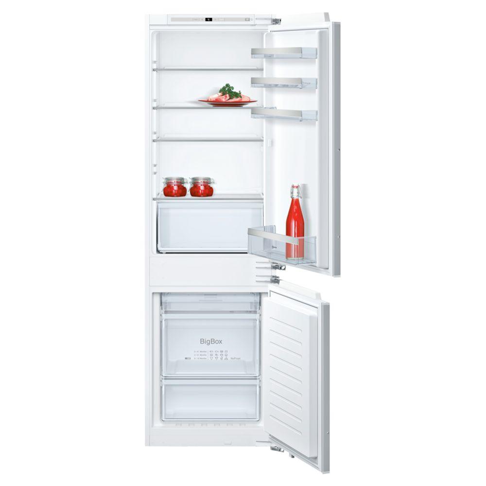 NEFF Neff KI7862F30G Integrated Fridge Freezer, A++ Energy Rating, 54cm Wide